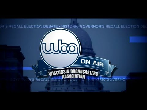 WBA Gubernatorial Debate 2012 | Program | 5/25/2012