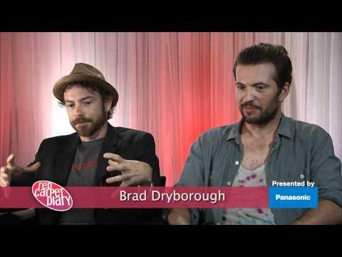 Tygh Runyan of -Doppelgänger Paul- at Toronto Film Festival 2011