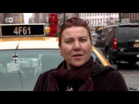 Jana Stroe, a taxi driver in New York City | Global 3000 - Questionnaire