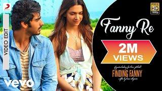 Fanny Re - Finding Fanny