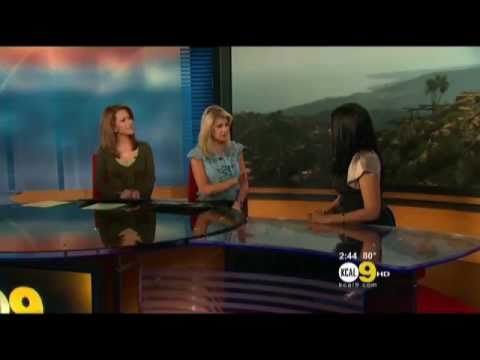 Areva Martin Discusses Autism Awareness Month and The Everyday Advocate on CBS Los Angeles