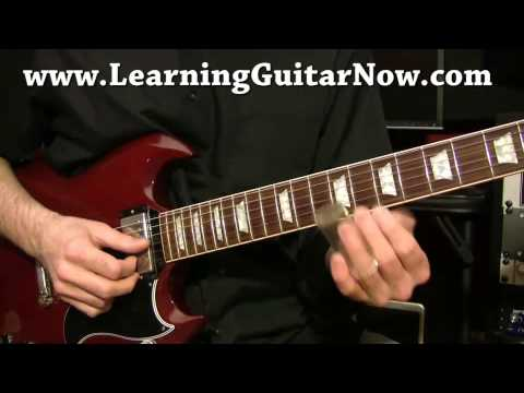 Duane Allman Slide Guitar Lesson