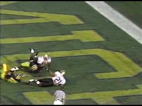Miracle In Michigan: Colorado Buffaloes' Kordell Stewart's Hail Mary Stuns Michigan Wolverines