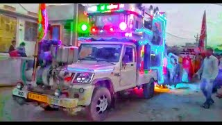 नागोर का सबसे दमदार डी जे  चौधरी डीजे साऊंड  Dj Pickup Dance  DJ LIGHTING VIDEO