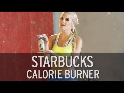How to Burn Off a Starbucks Frappuccino in 5 Minutes