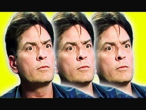 Charlie Sheen Interview Extra Scenes (Kids React)