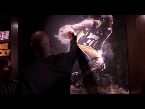 NIke Basketball - Kobe Bryant House of Hoops, Athens - Greece.