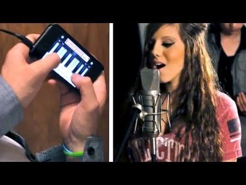 Stereo Hearts - Gym Class Heroes Ft. Adam Levine (Avery iphone cover)