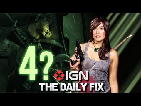 Star Wars on Disney, FIFA 13 Breaks Records & MW4?! - IGN Daily Fix 10.31.12