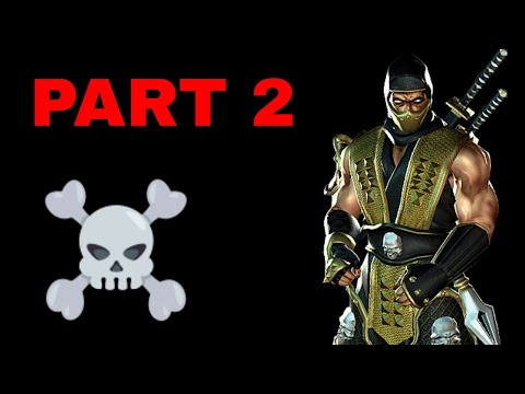 Mortal Kombat Deadly Alliance - Scorpion Playthrough 2/3
