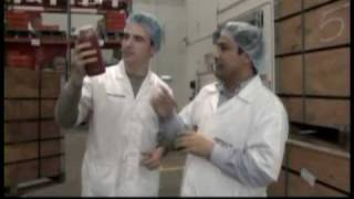 Cómo se hace Ketchup/Catsup Hecho en América Latina presenta Hiram Vilchez Discovery Channel