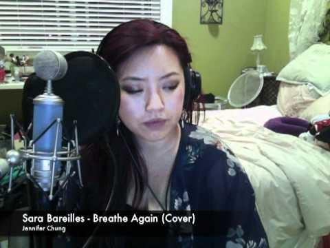 Sara Bareilles - Breathe Again (cover) by Jennifer Chung