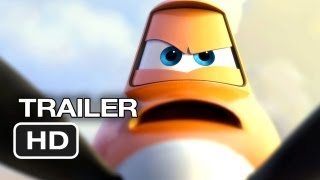 Planes Official Teaser Trailer (2013) - Dane Cook Disney Animated Movie HD