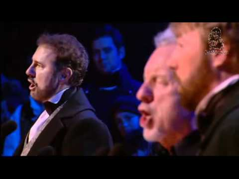 Bring Him Home (4 Valjeans) - Les Miserables 25th Anniversary O2 Concert HD