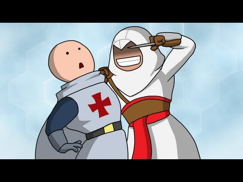 LORE - Assassin's Creed Lore in a Minute! - UCCqnN6ApN4VO9uKOpCoDxww
