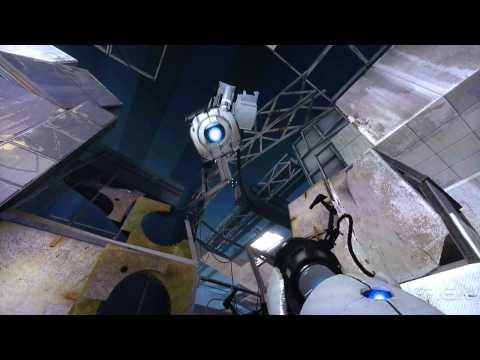 Portal 2 Demo (Part 1) - E3 2010