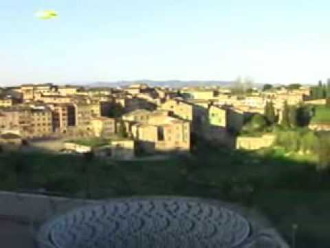 Siena Italy - Landscape and City