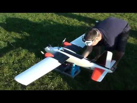 MTD MyTwinDream Pixhawk 2.1 automatic takeoff and landings - UC7uuMSX7LeQiBypHoJDFEzQ