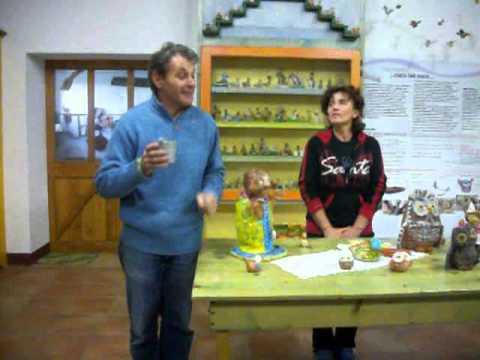 fattoria didattica museo dell'ocarina grillara veneto: l'uccellino e l'orco del Po