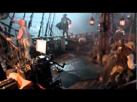 Pirates of the Caribbean: On Stranger Tides - Behind the Scenes HD -5Tyxi2UzrF0