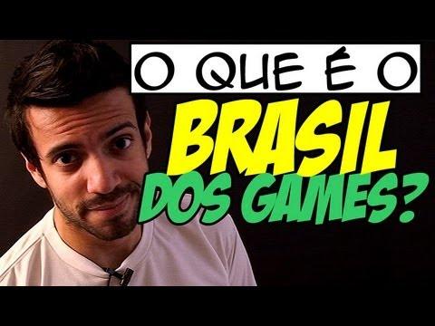 O que é o Brasil dos games?