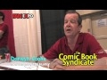 Фрагмент с начала видео - FULL INTERVIEW with Darwyn Cooke by COMIC BOOK SYNDICATE