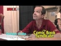FULL INTERVIEW with Darwyn Cooke by COMIC BOOK SYNDICATE