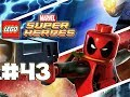 LEGO Marvel Superheroes - LEGO BRICK ADVENTURES - Part 43 - Almost! (HD Gameplay Walkthrough)