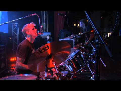 Mastodon - The Czar: I. Usurper II. Escape III. Martyr IV. Spiral - Live at The Aragon 2009