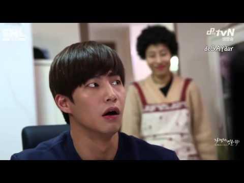 Trích đoạn hài hước quá nhọ cho Song Jae Rim