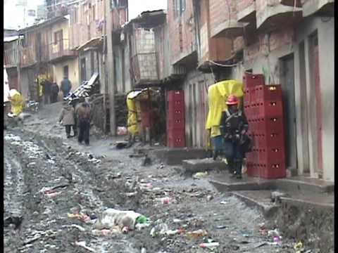 Mineria informal y contaminación