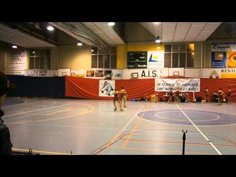 Flamenco Chill - club APASAB. patinaje artistico.01/12/2012. mp4- HD.