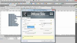 Controlling HTML5 MP3 Player with DMXzone Slider