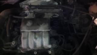ДВС (Двигатель) Volkswagen Golf-3 Артикул 900037240 - Видео