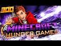 Minecraft: Hunger Games w/Mitch! Game 300 -