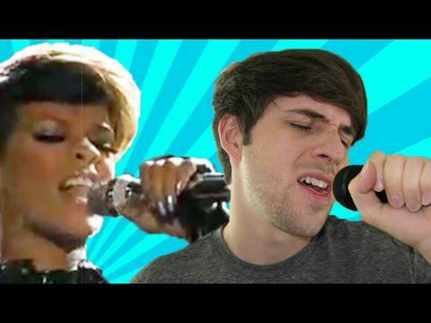 RIHANNA STOLE MY HAIRCUT! (Ian is Bored 11)