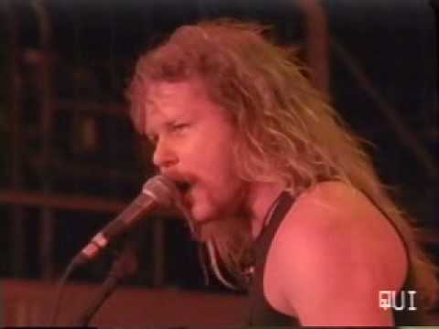 Metallica Creeping Death Monsters Of Rock Live Moscow 1991.