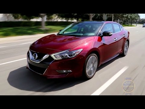 2017 Nissan Maxima - Review and Road Test - UCj9yUGuMVVdm2DqyvJPUeUQ