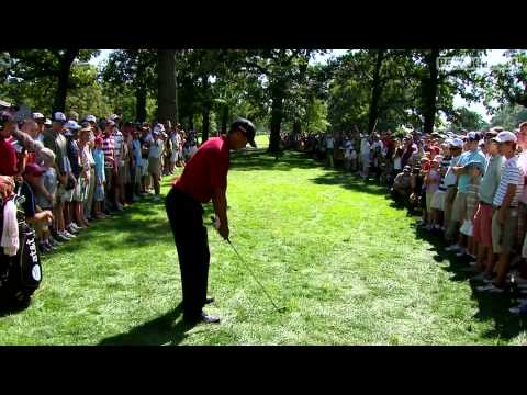 Top 10 shots From the BMW Championship (thru 2010)