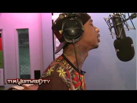Stay Schemin - Tyga Freestyle [HD]