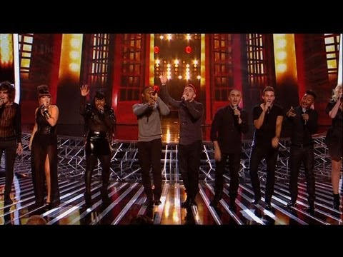Hello Finalists! - The X Factor 2011 Live Results Show 2 (Full Version)