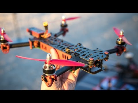 ImmersionRC's Vortex Racing Quadcopter - UCiDJtJKMICpb9B1qf7qjEOA