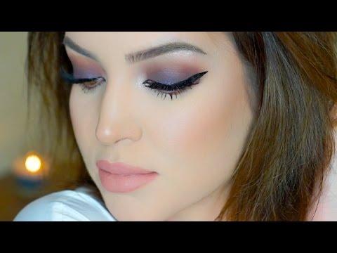 Bombshell GRWM | Girls night makeup