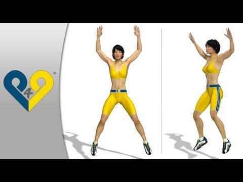 Jumping Jacks - Aerobic exercise