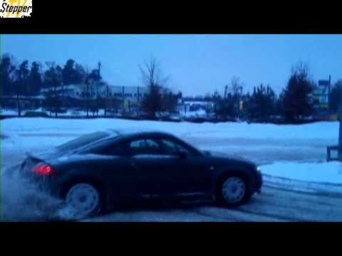 Es ist endlich wieder quattrozeit - Audi TT 8N