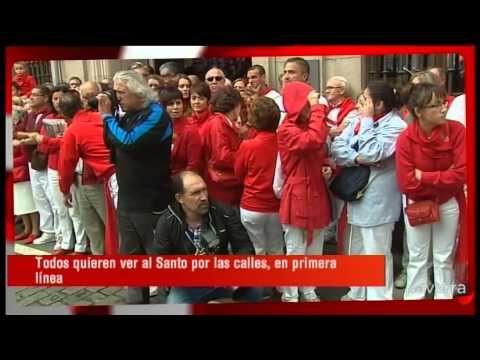 Viva San Fermín 7 julio 2014 Parte 7