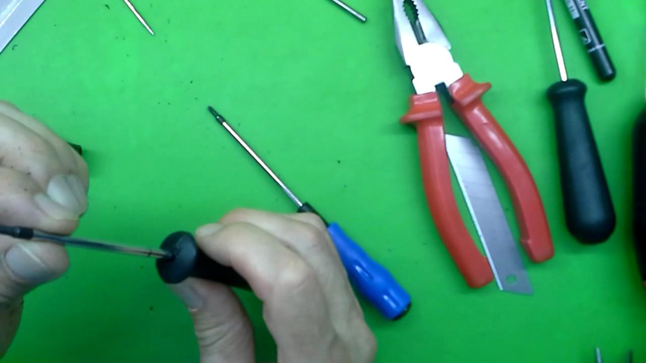 Как сделать ручку на отвертку своими руками 48