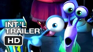 Turbo Official International Trailer (2013) - Ryan Reynolds, Bill Hader Movie HD