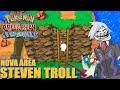 Nova Área / Escada / Steven Trololo!! Pokémon Omega Ruby Alpha & Sapphire!! (DEMO)