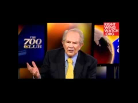 Christians: Don-t Join Occupy Wall Street - Pat Robertson
